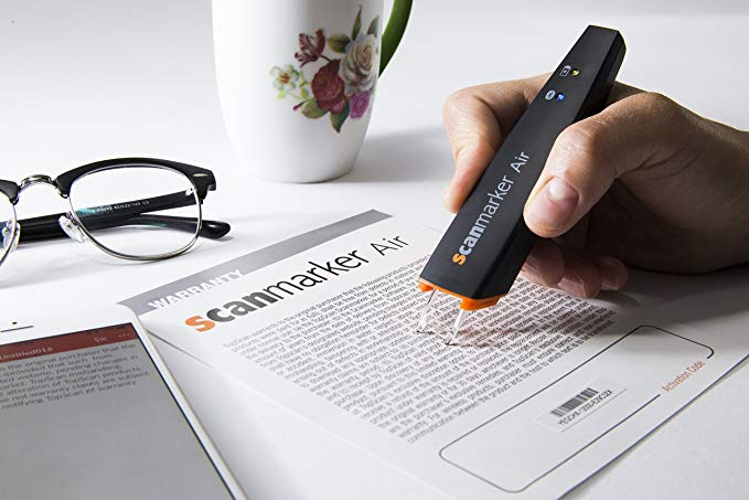 ScanMarker Air OCR Pen Scanner