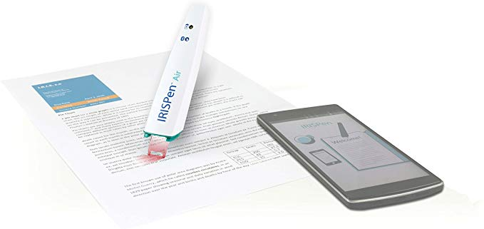IRISPen Air 7 Stylo Scanner